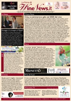 La Prima di WineNews - N. 1107