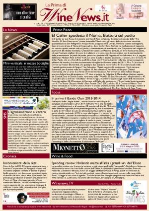 La Prima di WineNews - N. 1108