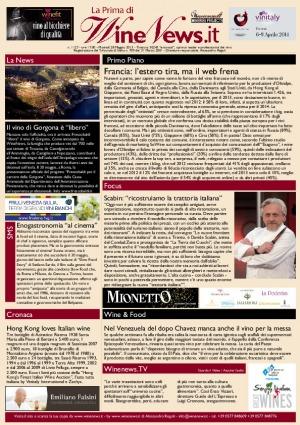 La Prima di WineNews - N. 1127