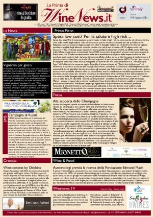 La Prima di WineNews - N. 1129