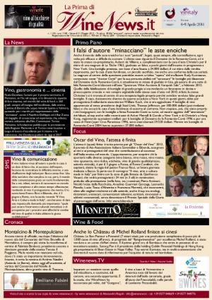 La Prima di WineNews - N. 1130