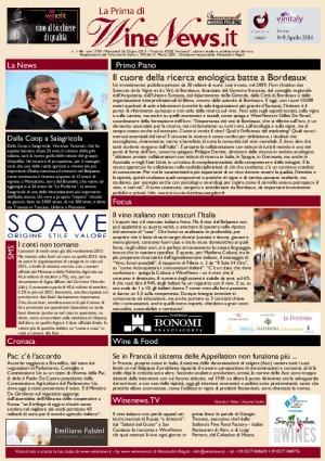 La Prima di WineNews - N. 1148