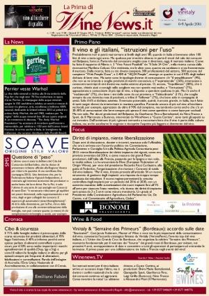 La Prima di WineNews - N. 1149
