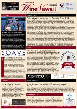 La Prima di WineNews - N. 1170
