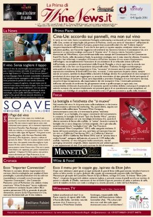 La Prima di WineNews - N. 1171