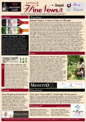 La Prima di WineNews - N. 1172