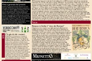 La Prima di WineNews - N. 1187