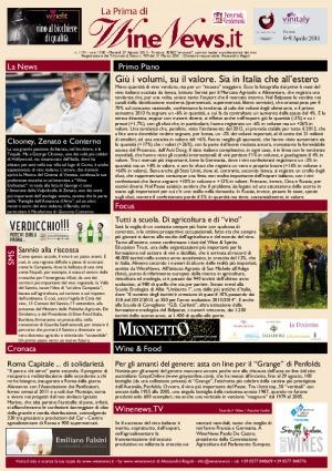 La Prima di WineNews - N. 1191