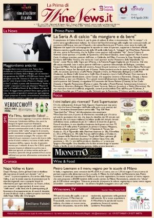 La Prima di WineNews - N. 1192