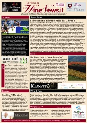 La Prima di WineNews - N. 1193
