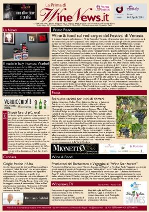 La Prima di WineNews - N. 1194