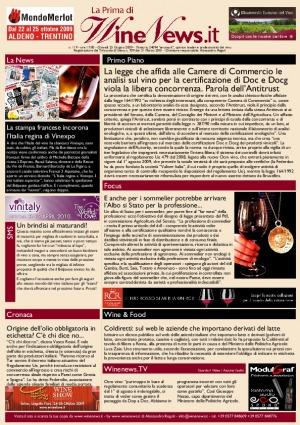 La Prima di WineNews - N. 119