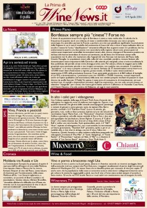 La Prima di WineNews - N. 1213