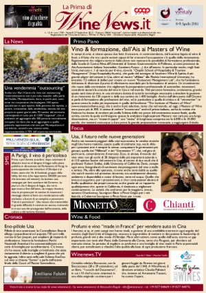 La Prima di WineNews - N. 1214