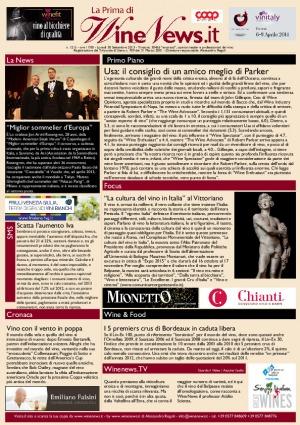 La Prima di WineNews - N. 1215