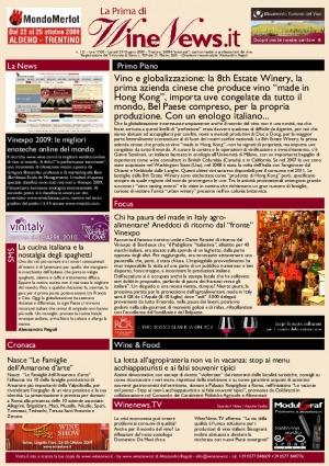 La Prima di WineNews - N. 121
