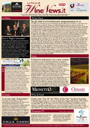 La Prima di WineNews - N. 1255