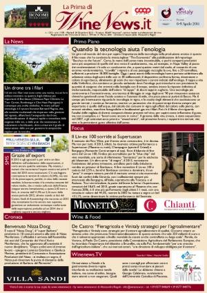 La Prima di WineNews - N. 1275
