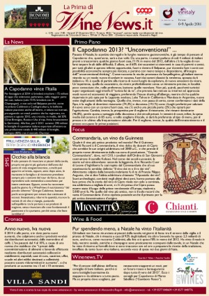 La Prima di WineNews - N. 1276