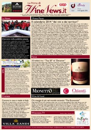 La Prima di WineNews - N. 1277