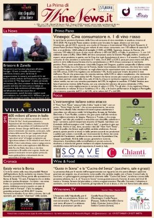 La Prima di WineNews - N. 1296