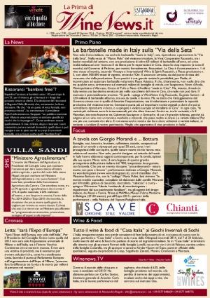La Prima di WineNews - N. 1298