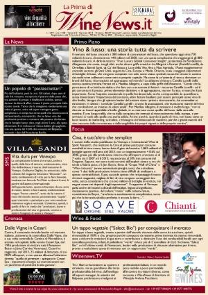 La Prima di WineNews - N. 1299