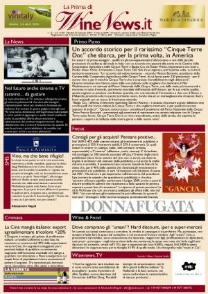 La Prima di WineNews - N. 12