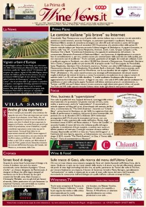 La Prima di WineNews - N. 1318