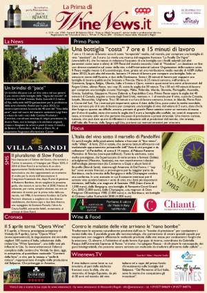 La Prima di WineNews - N. 1319
