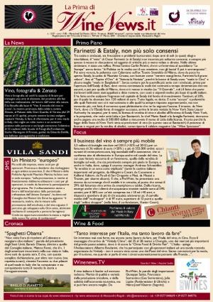 La Prima di WineNews - N. 1337