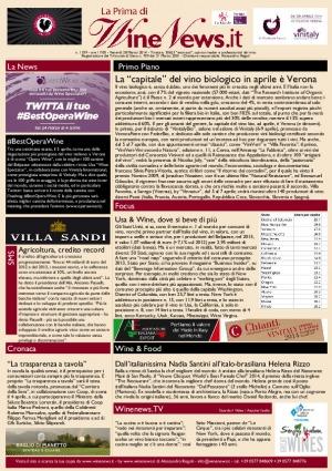 La Prima di WineNews - N. 1339