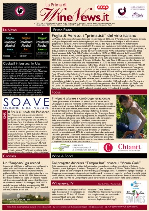 La Prima di WineNews - N. 1359