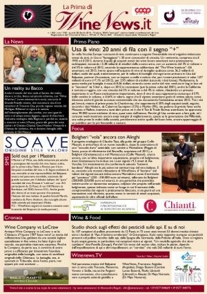 La Prima di WineNews - N. 1360