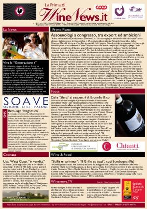 La Prima di WineNews - N. 1383