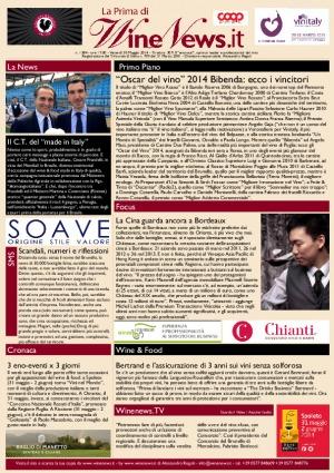 La Prima di WineNews - N. 1384