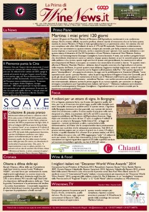 La Prima di WineNews - N. 1401