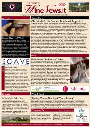La Prima di WineNews - N. 1402