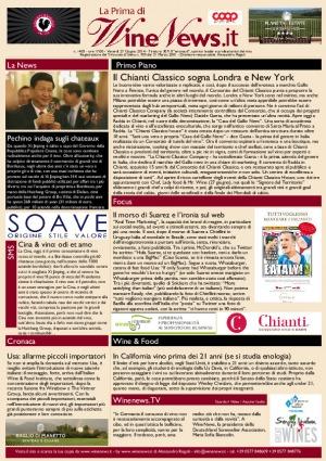 La Prima di WineNews - N. 1403