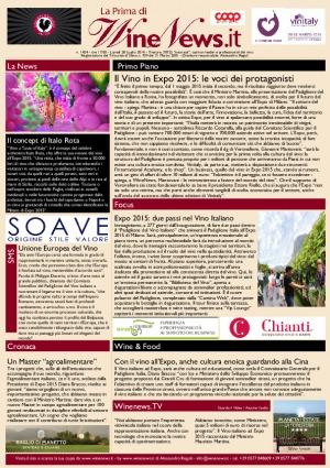 La Prima di WineNews - N. 1424