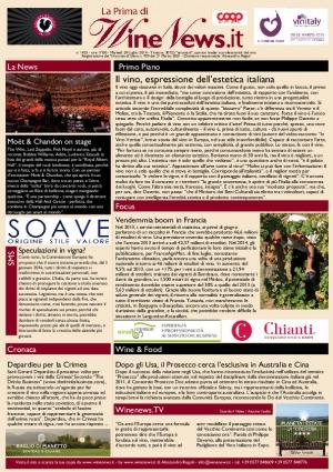 La Prima di WineNews - N. 1425