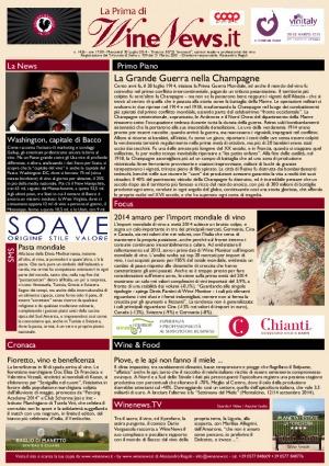La Prima di WineNews - N. 1426