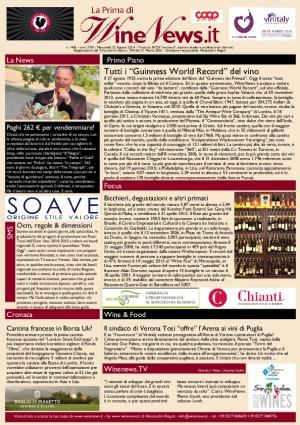 La Prima di WineNews - N. 1445