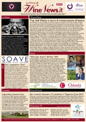 La Prima di WineNews - N. 1447