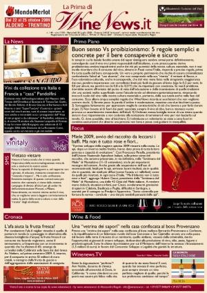 La Prima di WineNews - N. 144