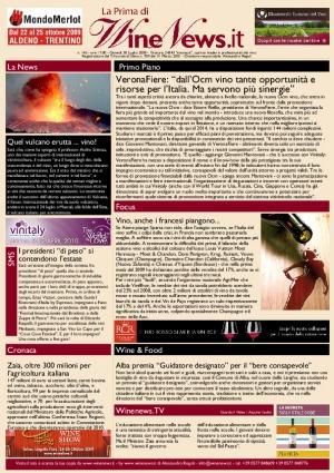 La Prima di WineNews - N. 145