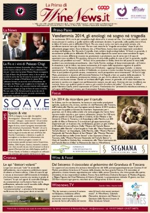 La Prima di WineNews - N. 1466