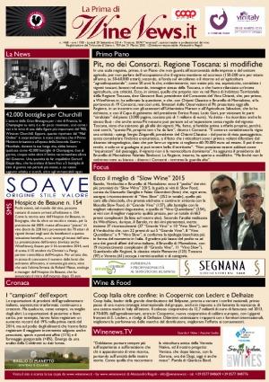 La Prima di WineNews - N. 1468