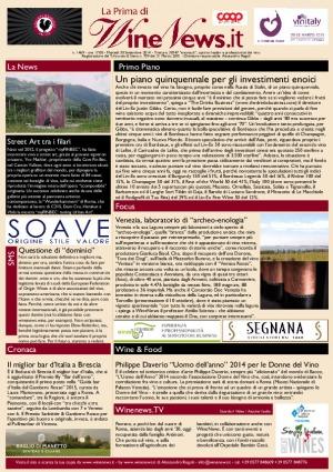 La Prima di WineNews - N. 1469