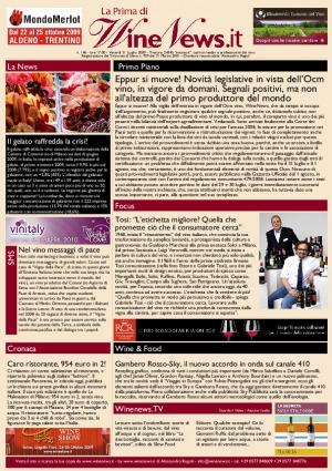 La Prima di WineNews - N. 146
